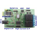 Serial Multi I/O for the Raspberry Pi With Bluetooth