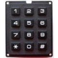 Small Black Keypad