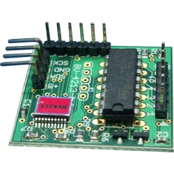 I2C and Step DC / Stepper motor controller