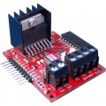 I2C and Serial Microstepping and DC Motor Controller 4A